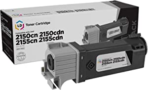 LD © Compatible Dell MY5TJ / 331-0719 High Yield Black Toner Cartridge for use in the Dell 2150cdn, 2150cn, 2155cdn, 2155cn Printers