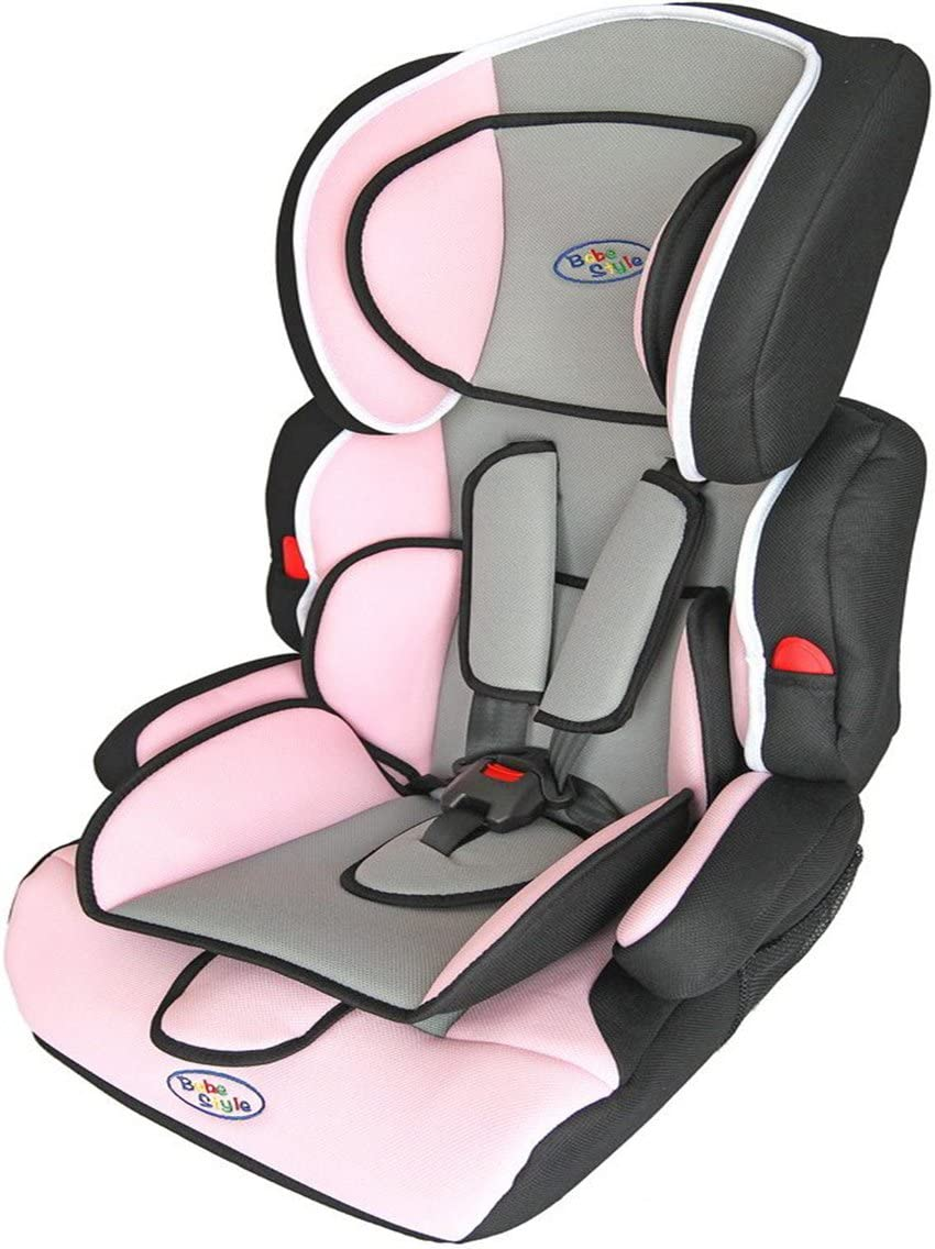 Bebe Style convertible 1//2//3 Combination Car Seat 9 Months to 12 Years Old
