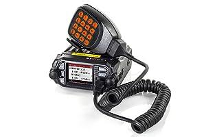 BTECH Mini UV-25X2 25 Watt Dual Band Base, Mobile Radio: 136-174mhz (VHF) 400-520mhz (UHF) Amateur (Ham)