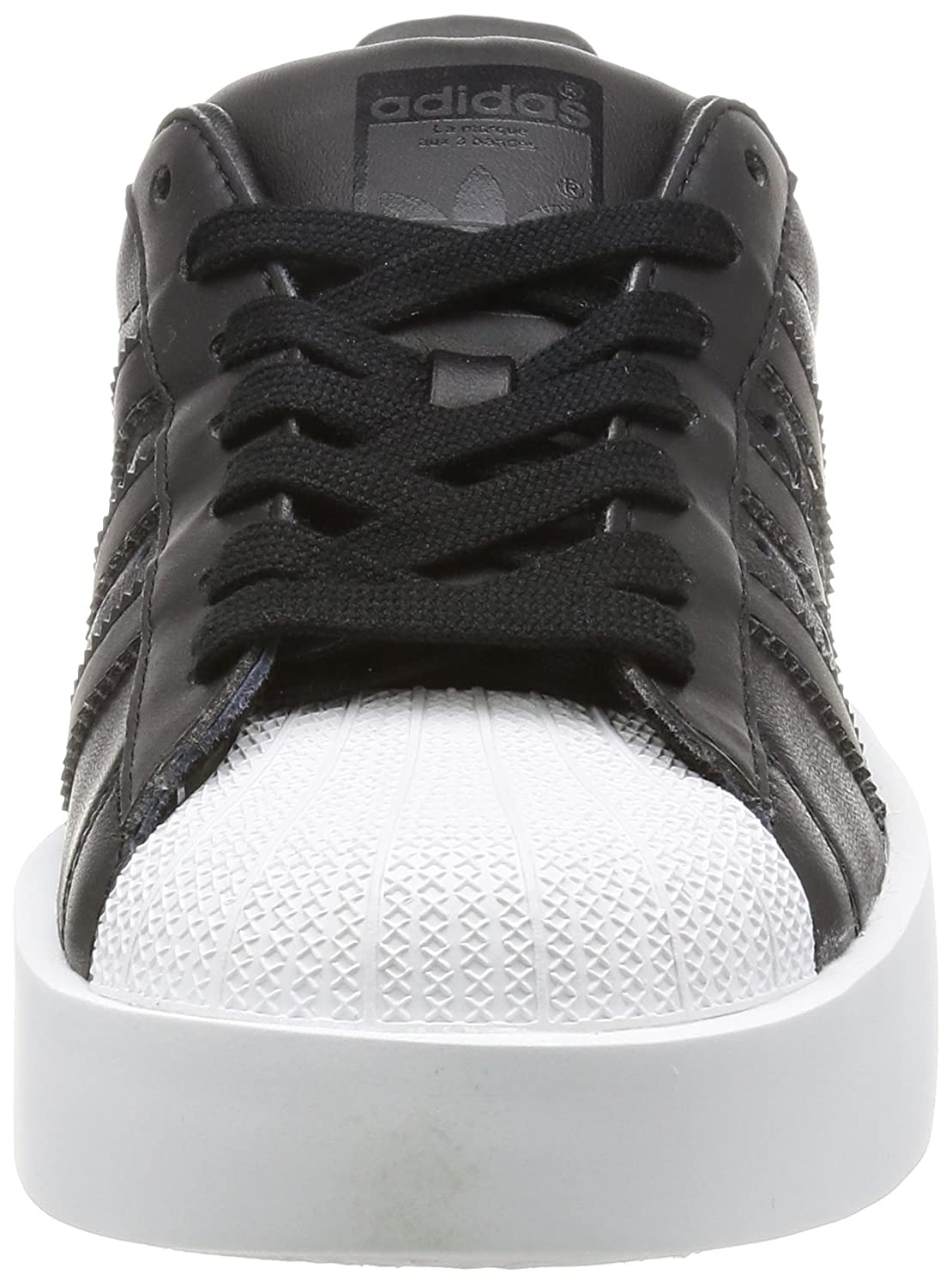 sports shoes 31d11 31a6e adidas Womens Superstar Bold W Low-Top Sneakers adidas Originals  Amazon.co.uk Sports  Outdoors