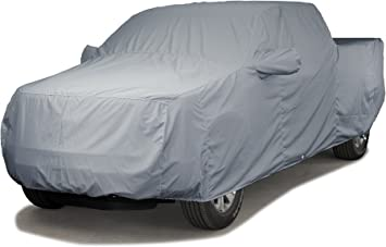 3 Layer All Weather TRUCK COVER fits Toyota Tacoma Prerunner Crew Cab PickupTRUCK CAR COVER 2010 2011