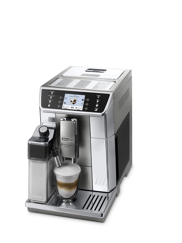 DeLonghi - Cafetera automática PrimaDonna Elite ECAM 650.55.MS ...