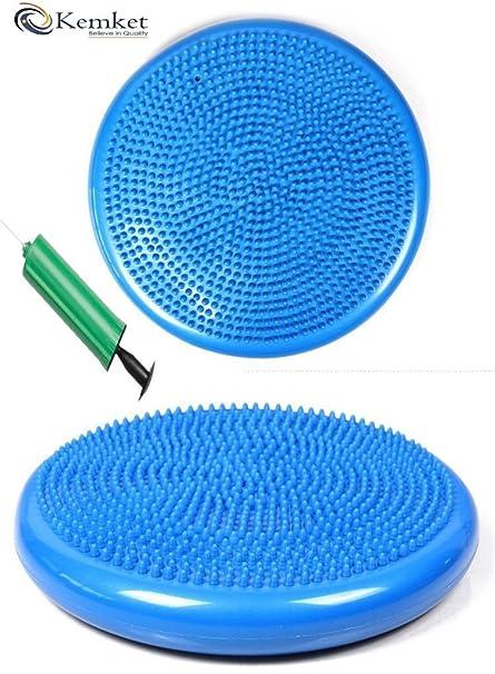Cojín de aire para rehabilitación y equilibrio (33 cm ...