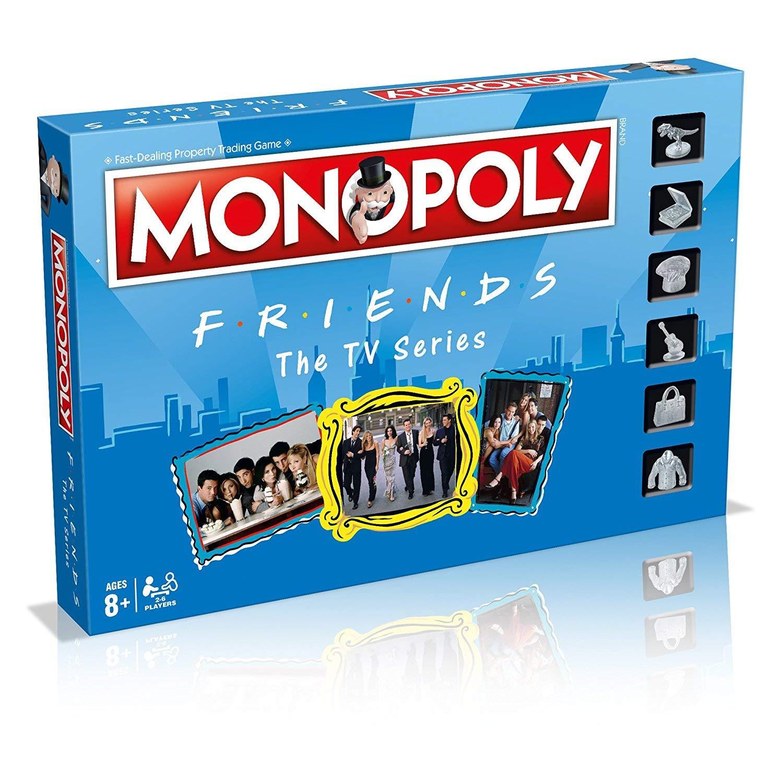 ویکالا · خرید  اصل اورجینال · خرید از آمازون · Monopoly - Friends wekala · ویکالا
