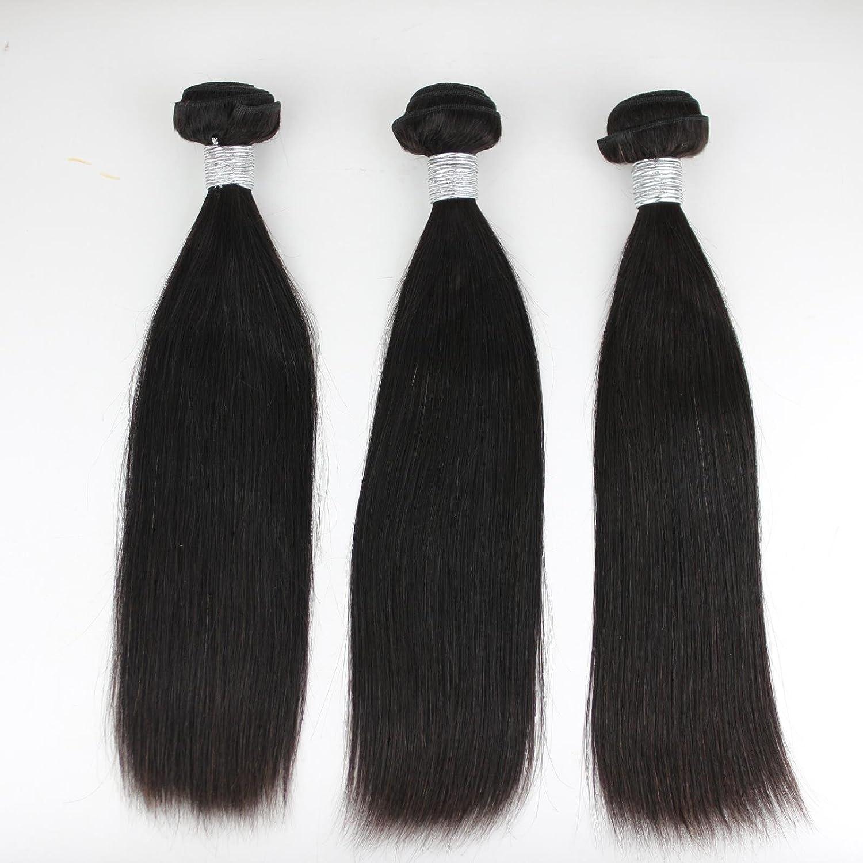 Cheap Virgin Brazilian Human Hair Extension Straight 22242628in