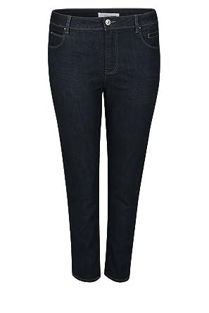 565951148753 PAPRIKA Damen große Größen 7 8-Slim Jeans mit Pailletten-Details Jeans 0