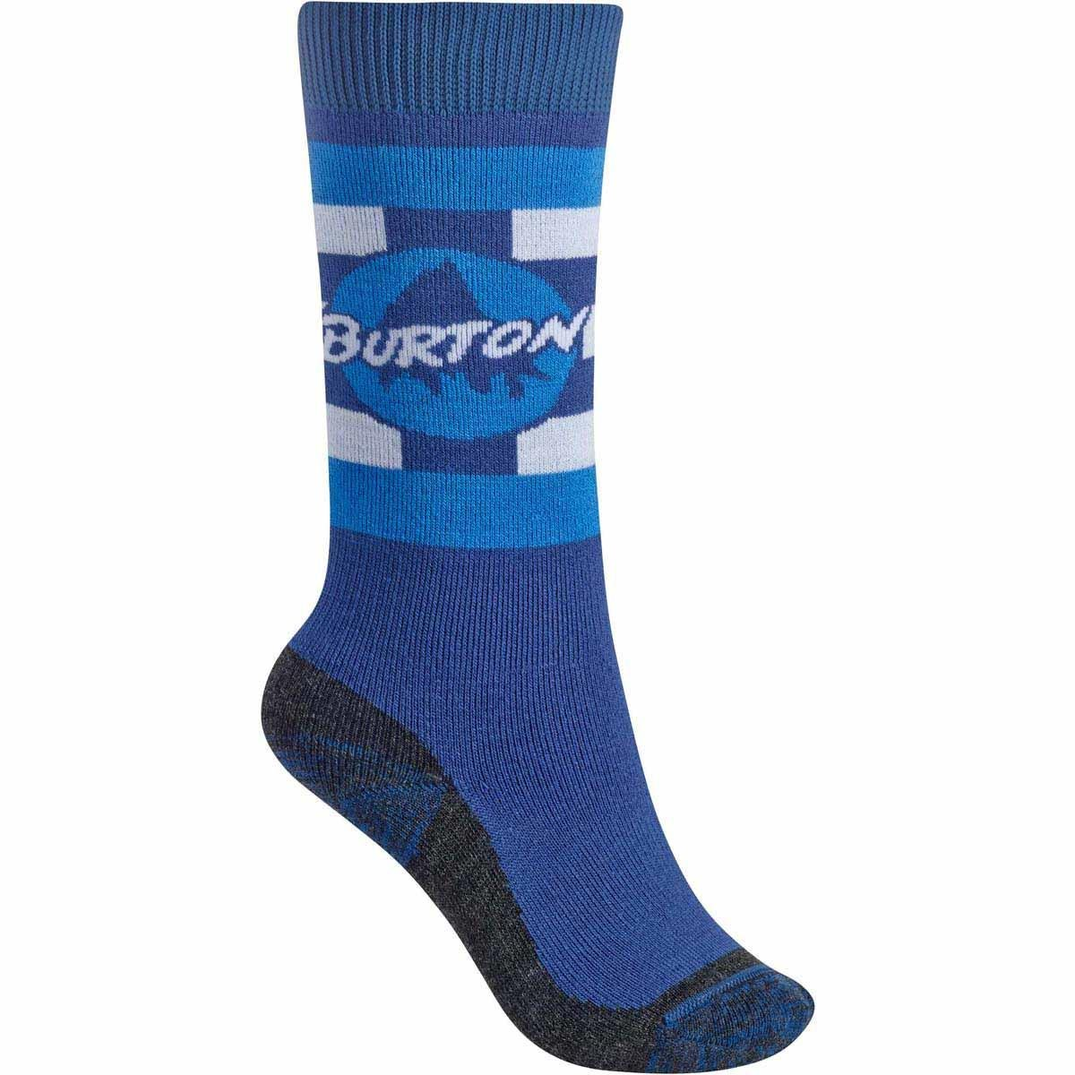 Burton Boys Emblem Sock (Boro/Medium/Large) by Burton