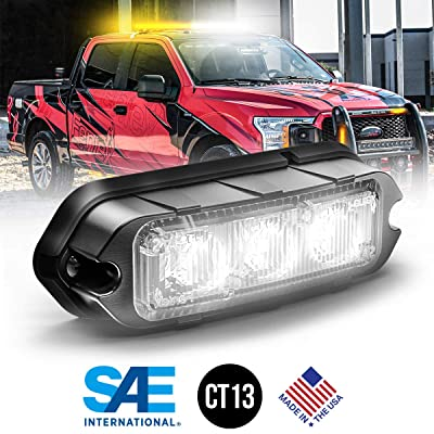 Feniex T3 Perimeter Mount LED (White): Automotive