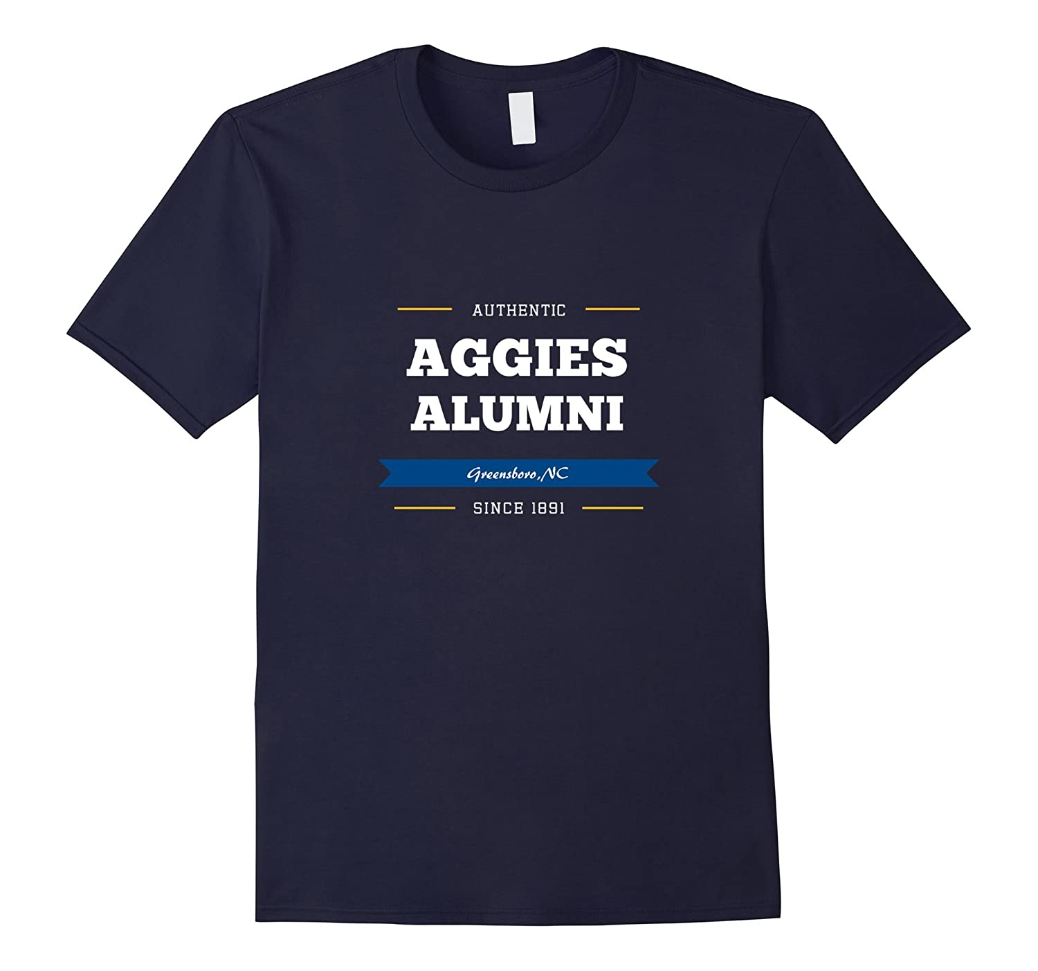 Aggies Alumni Spirit T Shirt A&T-ANZ