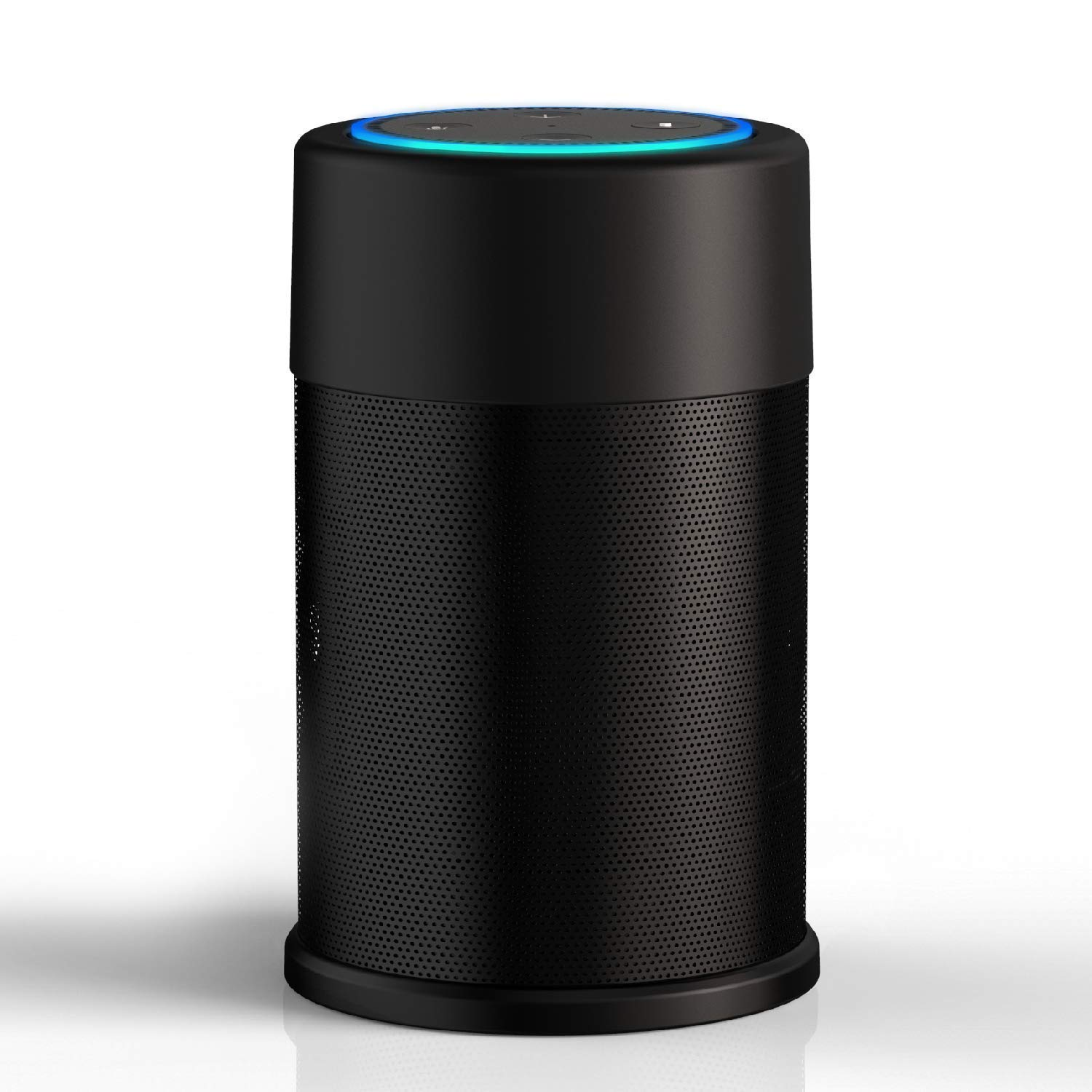 Portable Wireless Speaker for Echo Dot 2nd Generation with Built-in Rechargeable Battery - Unleash Your Alexa Philex Electronic Ltd 79203PI/17