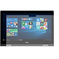 """PcProfessional Screen Protector (Set of 2) for Dell Inspiron 15 5000 series 5568 5578 15.6"""" 2 in 1 Touch Screen Laptop Anti Glare Anti Scratch"""