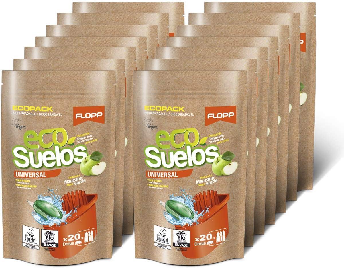 Flopp - Fregasuelos Universal Ecológico | Limpiador de Suelos Eco ...
