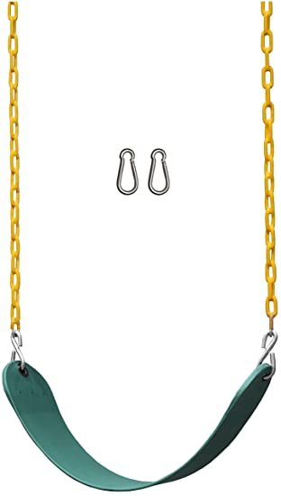 Amazon Com Jungle Gym Kingdom Swing Seat Heavy Duty 66 Chain