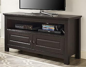 Amazon Com Walker Edison 44 Inches Cortez Tv Stand Console
