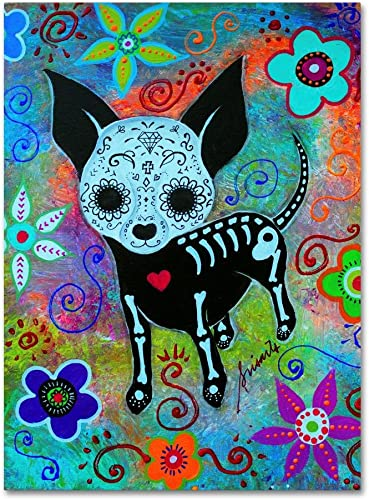 Chihuahua Dog Black Face Al