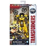 Hasbro Transformers C1320ES1 - Movie 5 Premier Deluxe Bumblebee, Actionfigur
