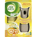 Air Wick Air Freshener, Freshmatic Ultra Automatic Spray Kit, Sparkling Citrus, 1 Device 1 Refill