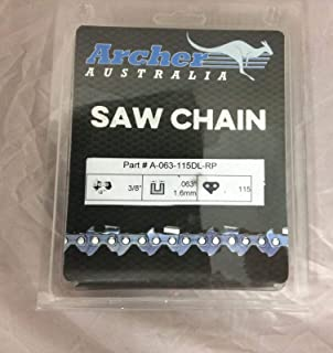 1f856168864 Amazon.com  Forester Chainsaw Chain Loop 3 8