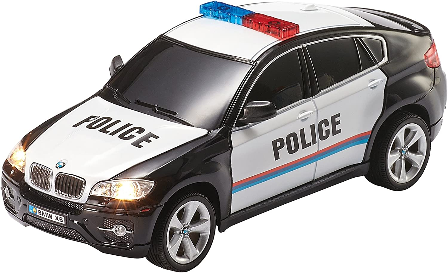 Revell Control 24655 BMW X6 Police