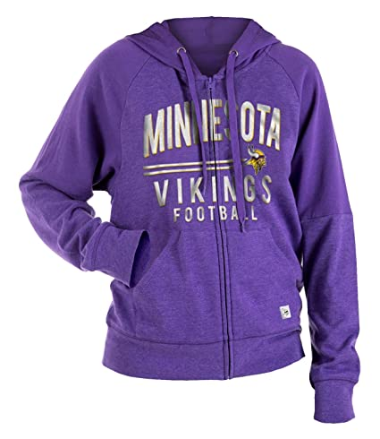 hot sales 67d32 8f6c2 Amazon.com : New Era Minnesota Vikings Women's Tri-Blend ...