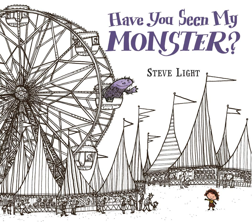Image result for have you seen my monster