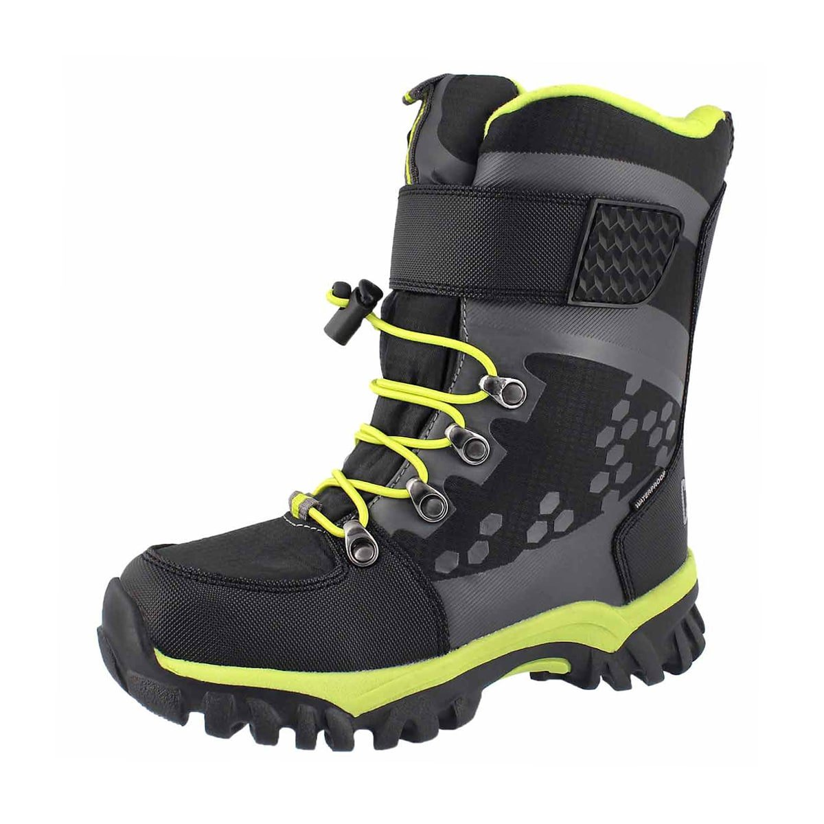 COUGAR Youth Turbo 2 Pull On Boot in Black
