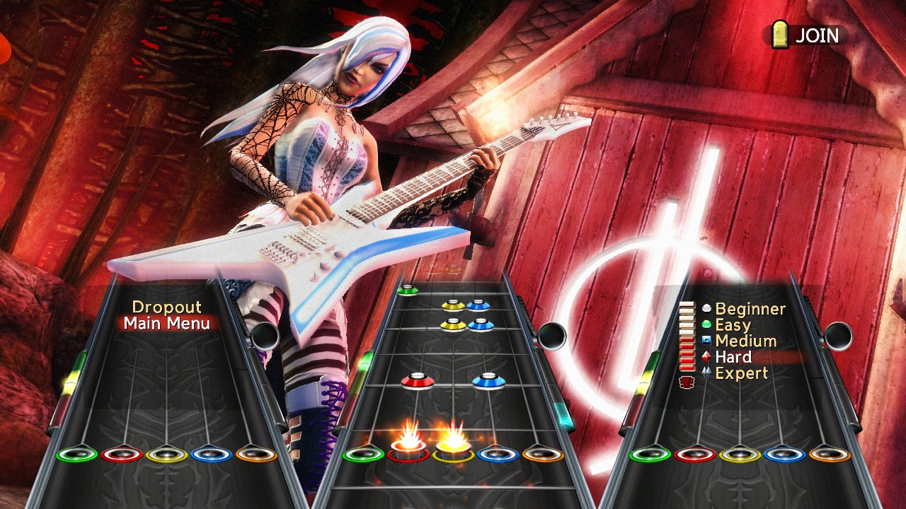Guitar Hero: Warriors of Rock Stand-Alone Software - Nintendo Wii by Activision (Image #3)