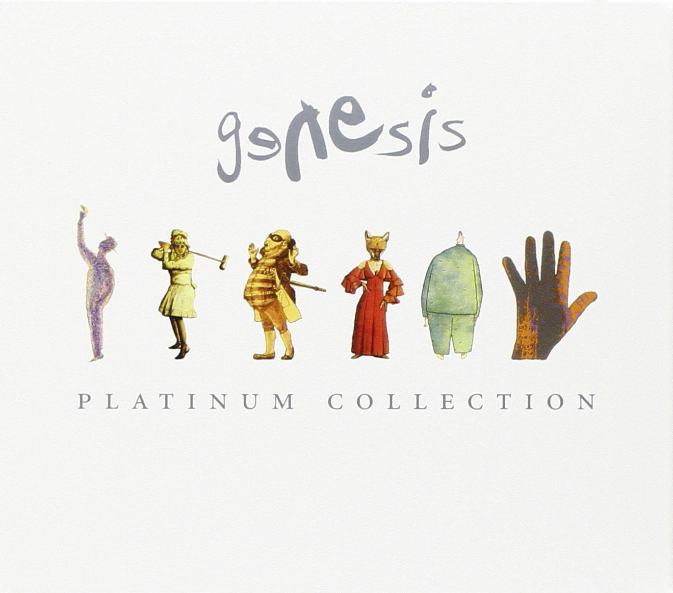 Genesis the Platinum Collection