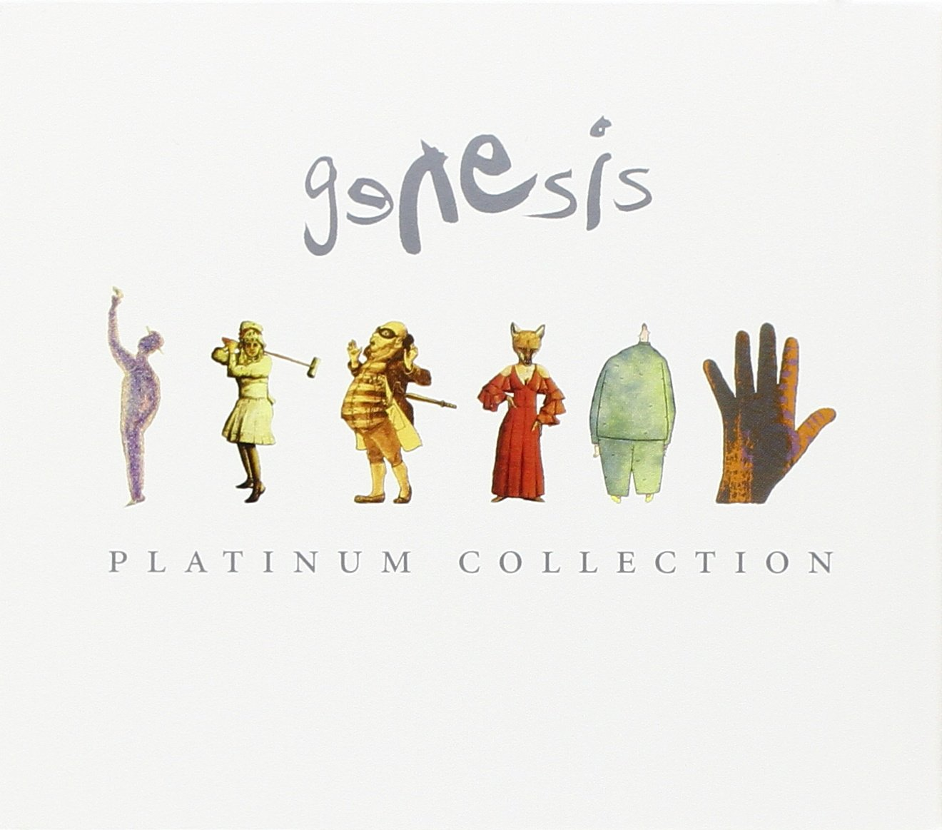 Genesis the Platinum Collection by Rhino