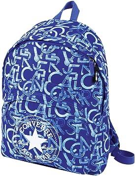 Galleta Cuidado Suelto  Mochila Converse Blue Schamble grande: Amazon.es: Equipaje