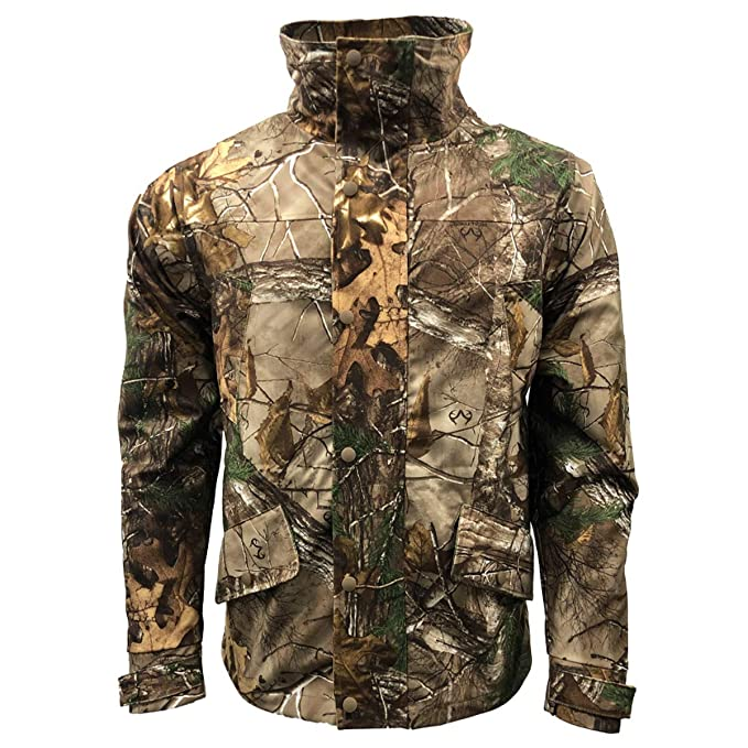 7e4b31a96ad8d Mens Waterproof, Windproof & Breathable Camouflage Camo Jacket ...