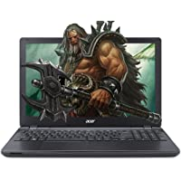 Acer 宏碁 E5-572G-550P 15.6英寸笔记本电脑 i5-4210M 4G内存 1TB硬盘 GT-840M 2G独显 高清屏 USB3.0 Windows 8.1 家庭版 经典黑/ 大屏游戏四代i5正常电压CPU+海量1TB存储+高阶GT-840G 2G独显 1080高清屏