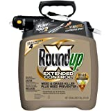 Roundup 5725070 Extended Control Grass Killer Plus Weed Preventer II Ready-to-Use Pump 'N Go Sprayer, 1.33 Gal