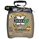 Roundup 5725070 Extended Control Weed and Grass Killer Plus Weed Preventer II Ready-to-Use Pump 'N Go Sprayer, 1.33 Gallon (Older Model)