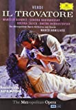 Verdi: Il Trovatore [DVD] [2012] [NTSC]