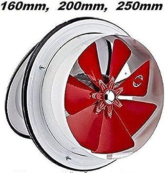 BK 200 Industrial Axial Axiales Ventilador Ventilación extractor ...