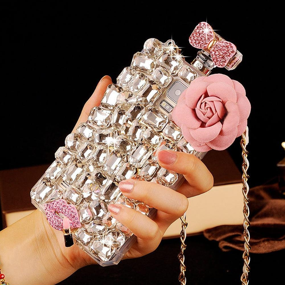 Luxury 3D Handmade Crystal Sparkle