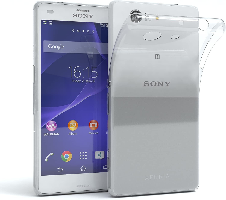 Eazy Case Hülle Kompatibel Mit Sony Xperia Z3 Compact Elektronik