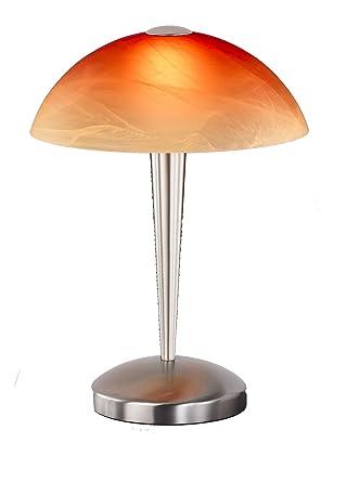 Lampe Chevet Tactile Fleur D Automne Amazon Fr Luminaires Et Eclairage