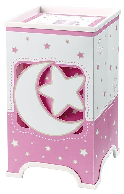 14 opinioni per Dalber- Lampada da tavolo in poliestere/plastica Lampada per bambini rosa