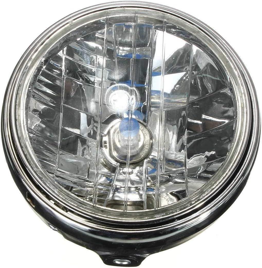 ANNFENG-Moto /Éclairage 7 pouces ronde moto phares H4 LED Lampe for Honda Kawasaki Suzuki for Yamaha