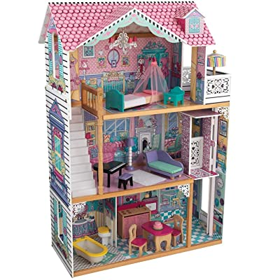 KidKraft Annabelle Dollhouse with Furniture: Toys & Games
