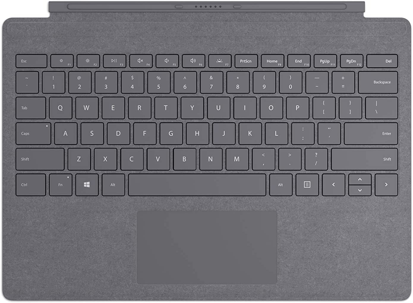 Microsoft Surface Pro Signature Type Cover – Platinum (FFP-00141)