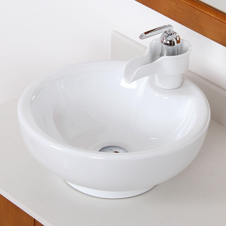 Bathroom Sink Dreamy Person Fresh Porcelain Bathroom Sink