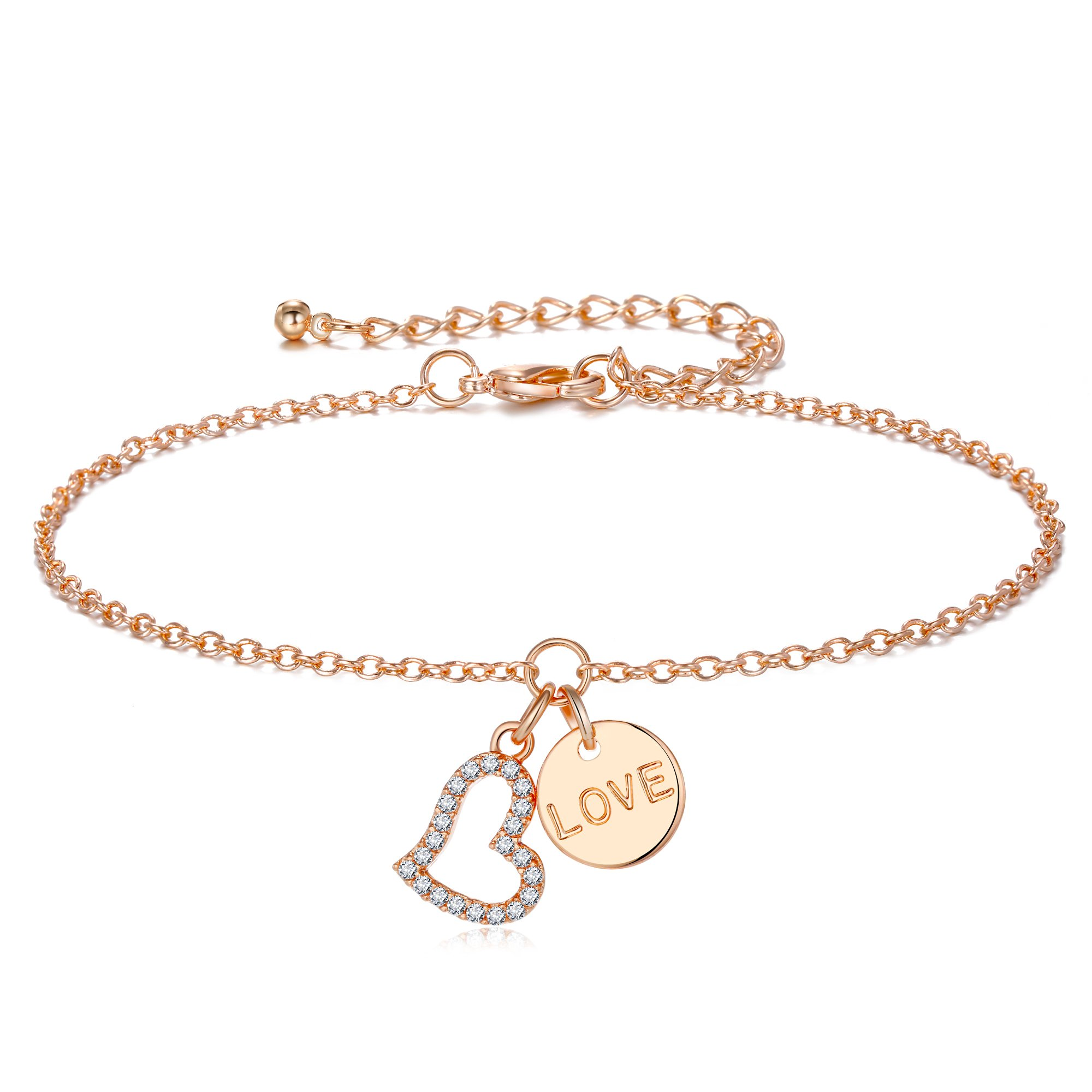 tiffany co elsa bracelet pin peretti charm gold anklet