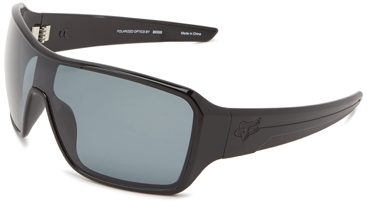 6f17b2d789 Amazon.com  Fox The Super Duncan 06316-901-OS Polarized Shield Sunglasses