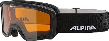 7a81e4a57346 ALPINA Children s Scarabeo Jr Ski Goggles
