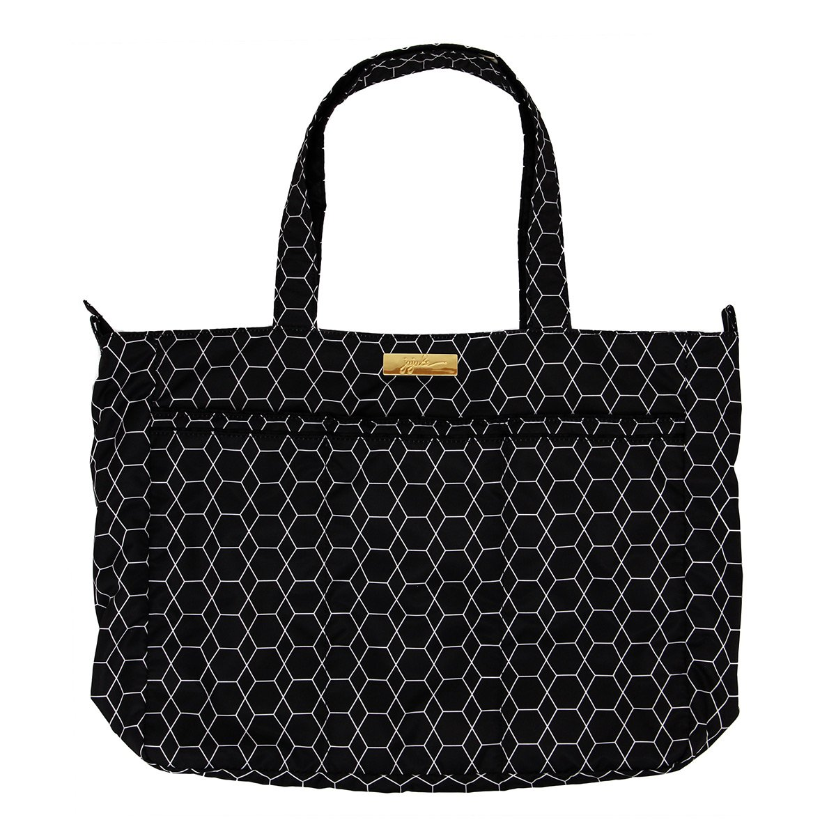 ju-ju-be LegacyコレクションSuper Be Zippered Tote Diaperバッグ、The Versailles B00V85295A The Countess The Countess