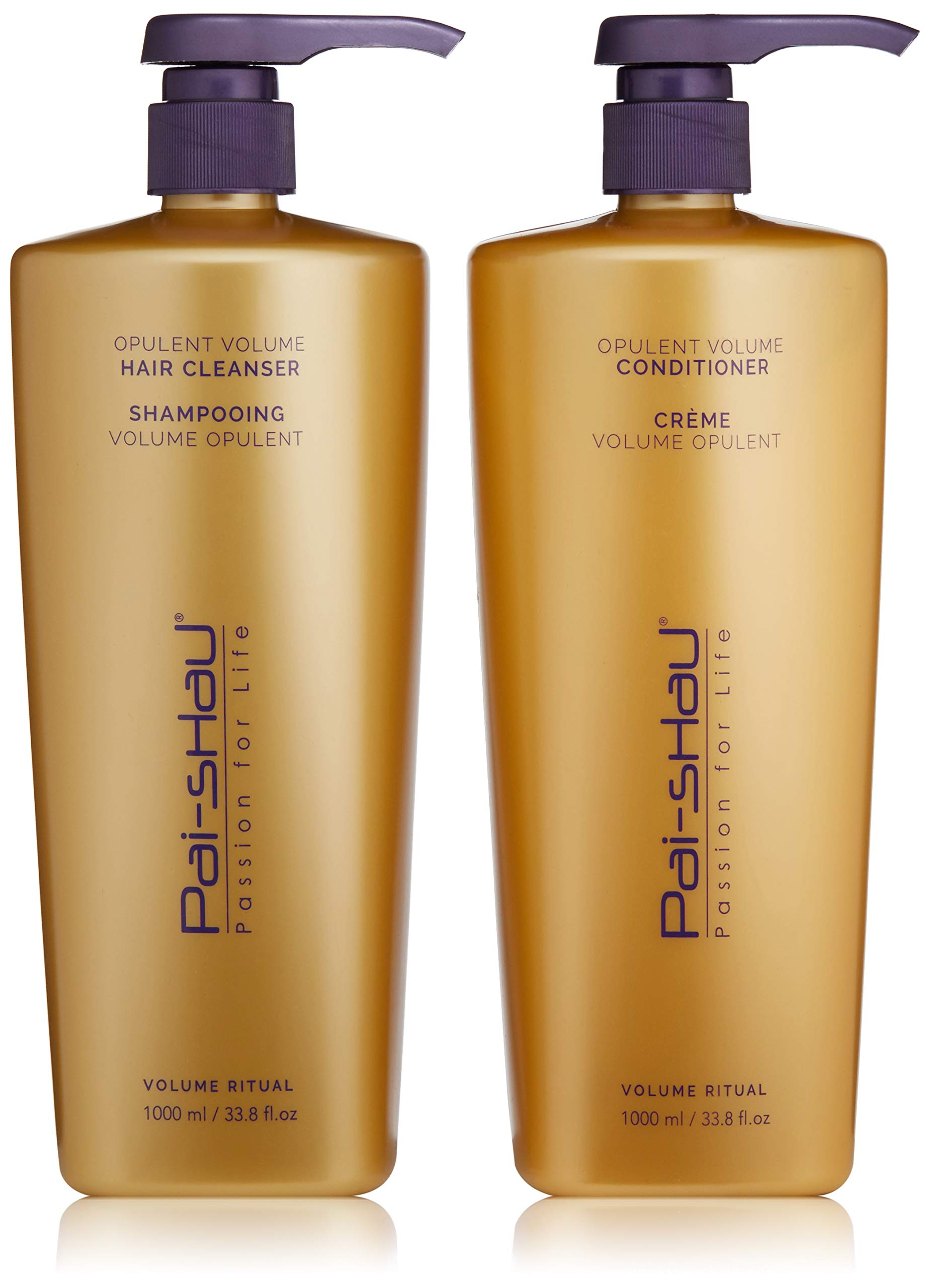 Pai-Shau Opulent Volume Cleanser and Conditioner by Pai-Shau (Image #1)