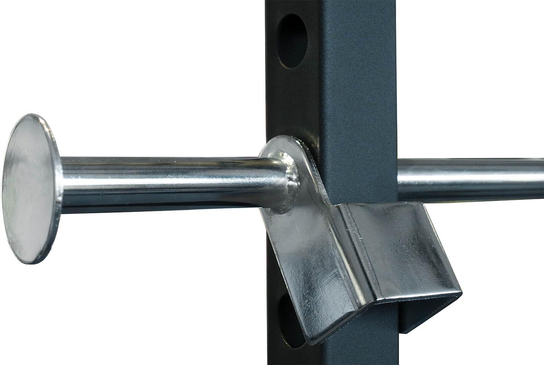 Profipower Rack, Functional Profipower Rack newfitness® ne770 con Monkey Bar: Amazon.es: Deportes y aire libre